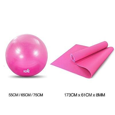 Équilibrer la balle Balle de fitness Balle de yoga à l'épreuve des explosions balle de gymnastique