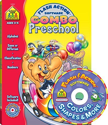 - Flash Action Software Combo Preschool