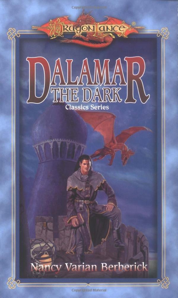 Dalamar The Dark Dragonlance Classics Vol 2 Nancy Varian