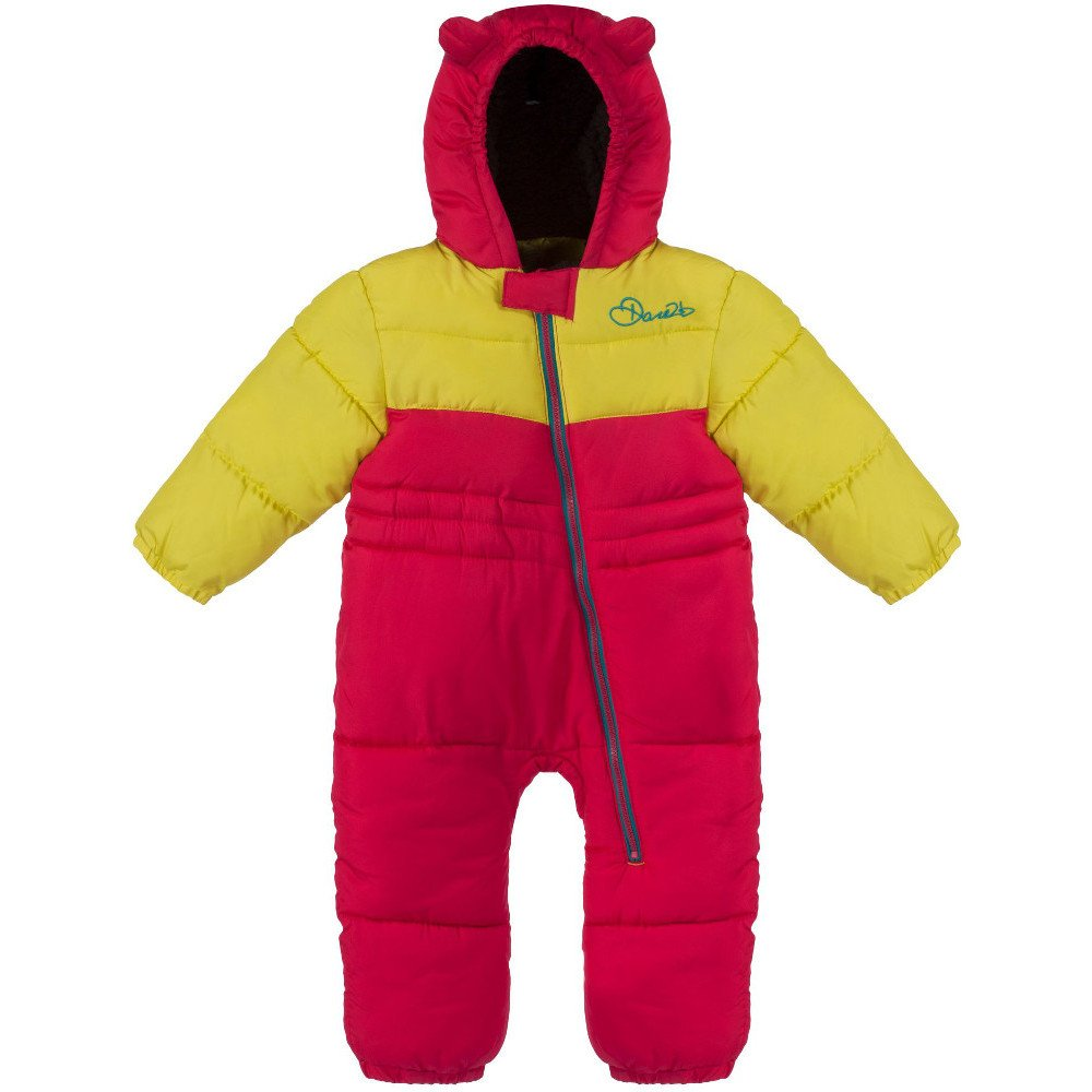 Dare 2b Boys & Girls Snuggler Warm Insulated Baby Snowsuit Coverall