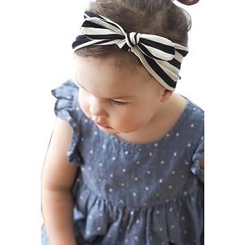 les clients d'abord choisir véritable professionnel janecrafts 7pcs Bandeau cheveux bébé M ? couper Lapin H ...