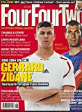 img - for Four Four Two : Interview with Sven-Goran Eriksson; West Ham United vs Millwall; Gennaro Gattuso; Is there a Future for the SPL; Steven Gerrard; World Cup 2010; Juan Pablo Angel book / textbook / text book