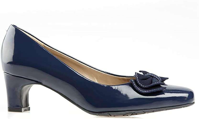 Van Dal Womens Jackson Court Shoes in