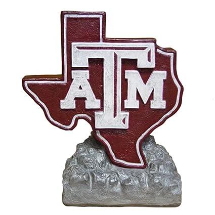 Amazon Com Texas A M Aggies Ncaa A M Logo College Mascot 18