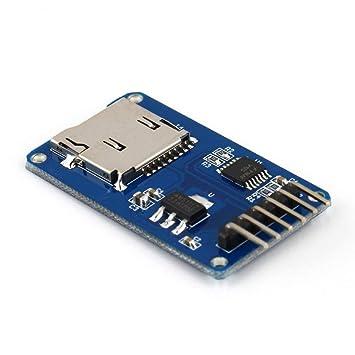 Tarjeta de Memoria Digital Segura Tarjeta TF Módulo de ...