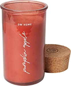 DW Home Favorites Collection 1-Wick 8.5oz Richly Scented Fall Candles (Pumpkin Apple)