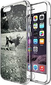 Case Phone Anti-Scratch Cover Creature Animal Wild Encounter Animals (5.5-inch Diagonal Compatible with iPhone 6 Plus, iPhone 6s Plus)