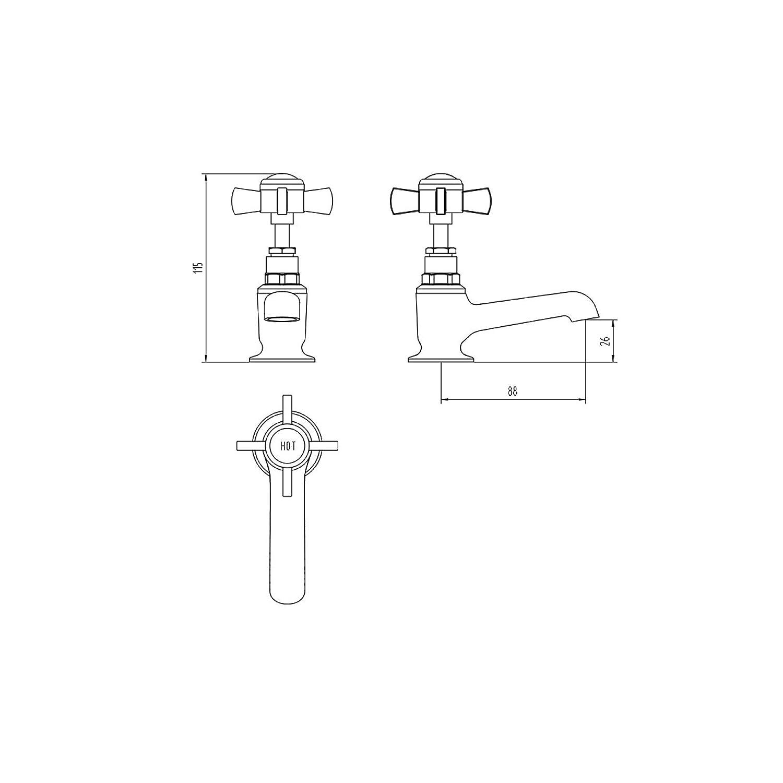 Fantastisch Wie Funktioniert Ein Warmwassersystem Bilder - Der ...