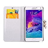 Galaxy Note 4 Case, Nccypo Newly Fashion Luxury