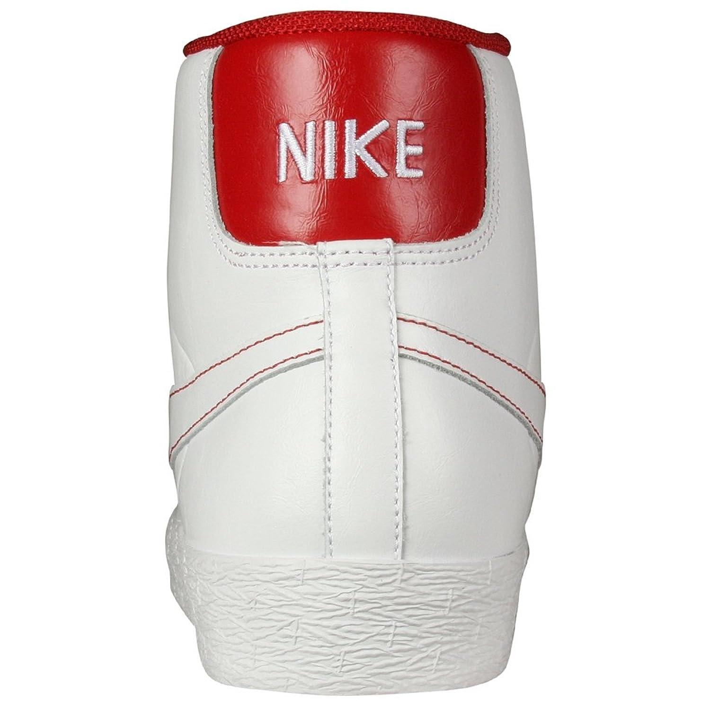 Nike Blazer Høy - Hvit / Varsity Rød-midnatt Navy qcKZG