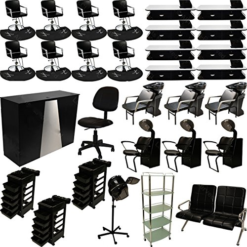 Top 10 Salon Equipment Packages Of 2019 No Place Called Home