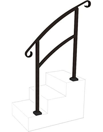 Staircase Handrails | Amazon com | Building Supplies - Stair