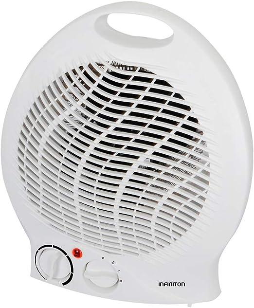 IN Calefactor INFINITON HBS-200C 2000W (Control de Temperatura ...