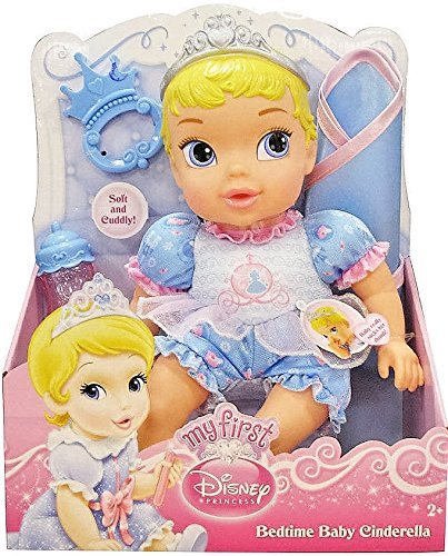 My First Disney Princess Bedtime Baby Cinderella (Baby Princess)
