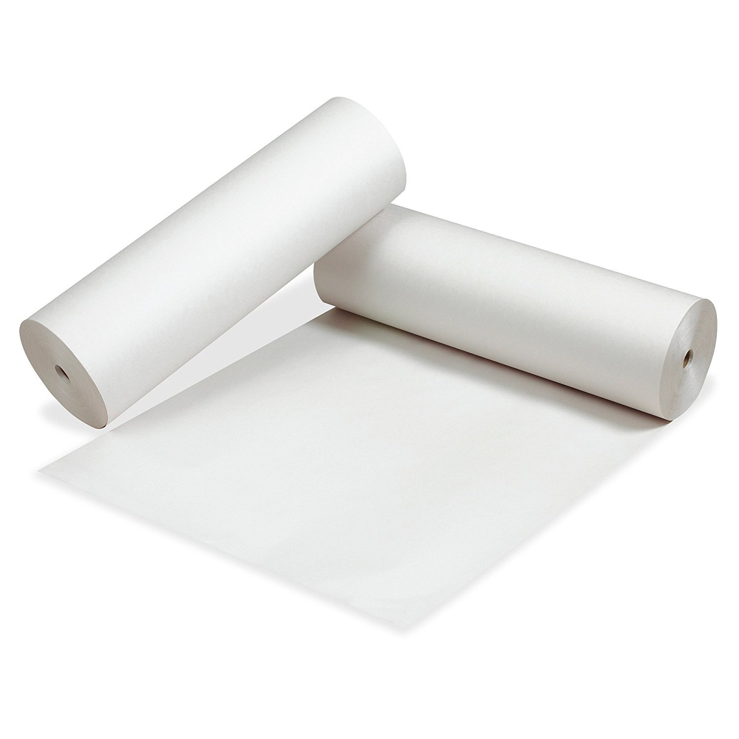 Pacon Newsprint Drawing Paper Roll, White, 2' by 1,000' (3415) by PACON