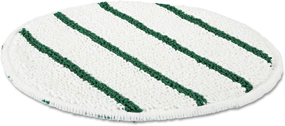 Rubbermaid-21quot; White Rotary Yarn Bonnets with Scrub Strips RCPP271