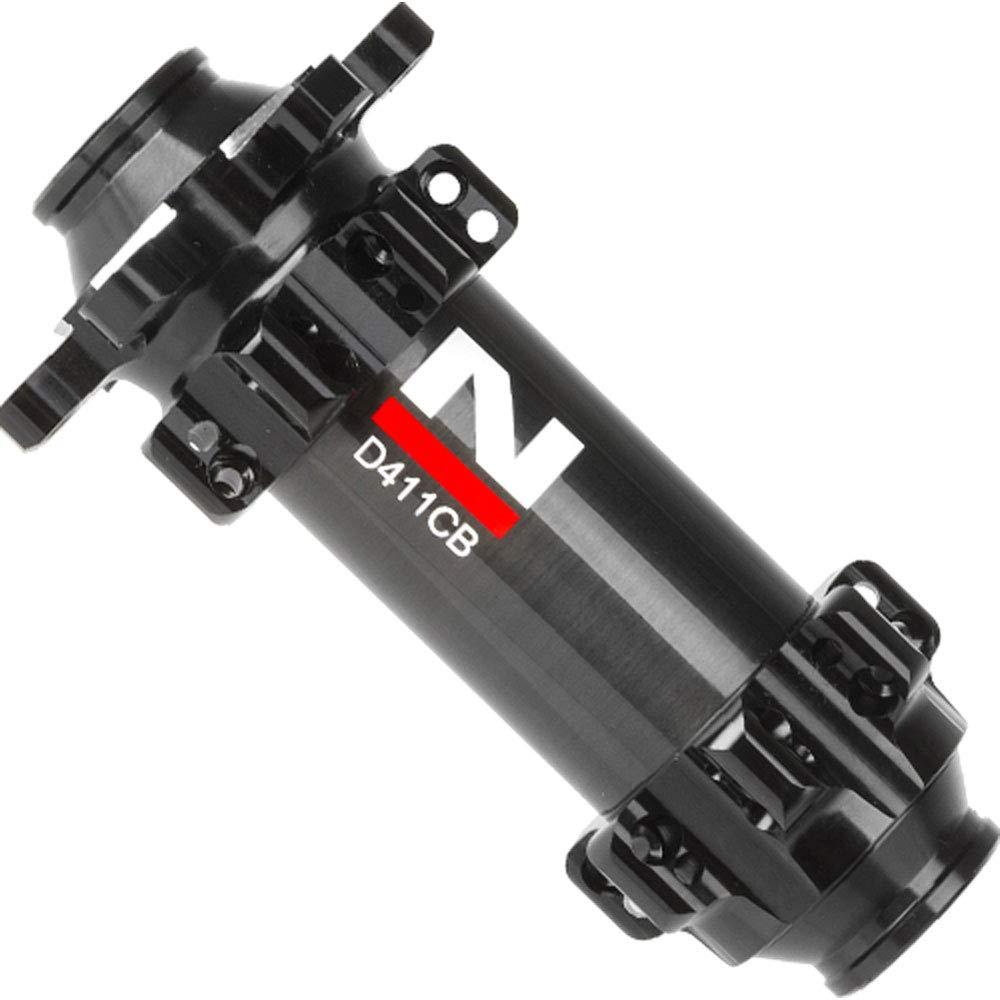 Novatec - Buje Delantero para Bicicleta de montaña (Carbono, Eje ...