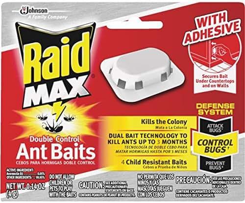 Raid Max Ant Baits