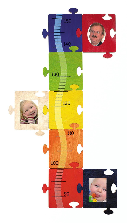 Hess 14611 - Gráfico de crecimiento de madera (yardstick, picture puzzle)