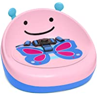 Skip Hop Portable Toddler Booster Seat, Butterfly