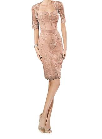 Charmant Damen Vestido Estuche Para Mujer Rosa Viejo