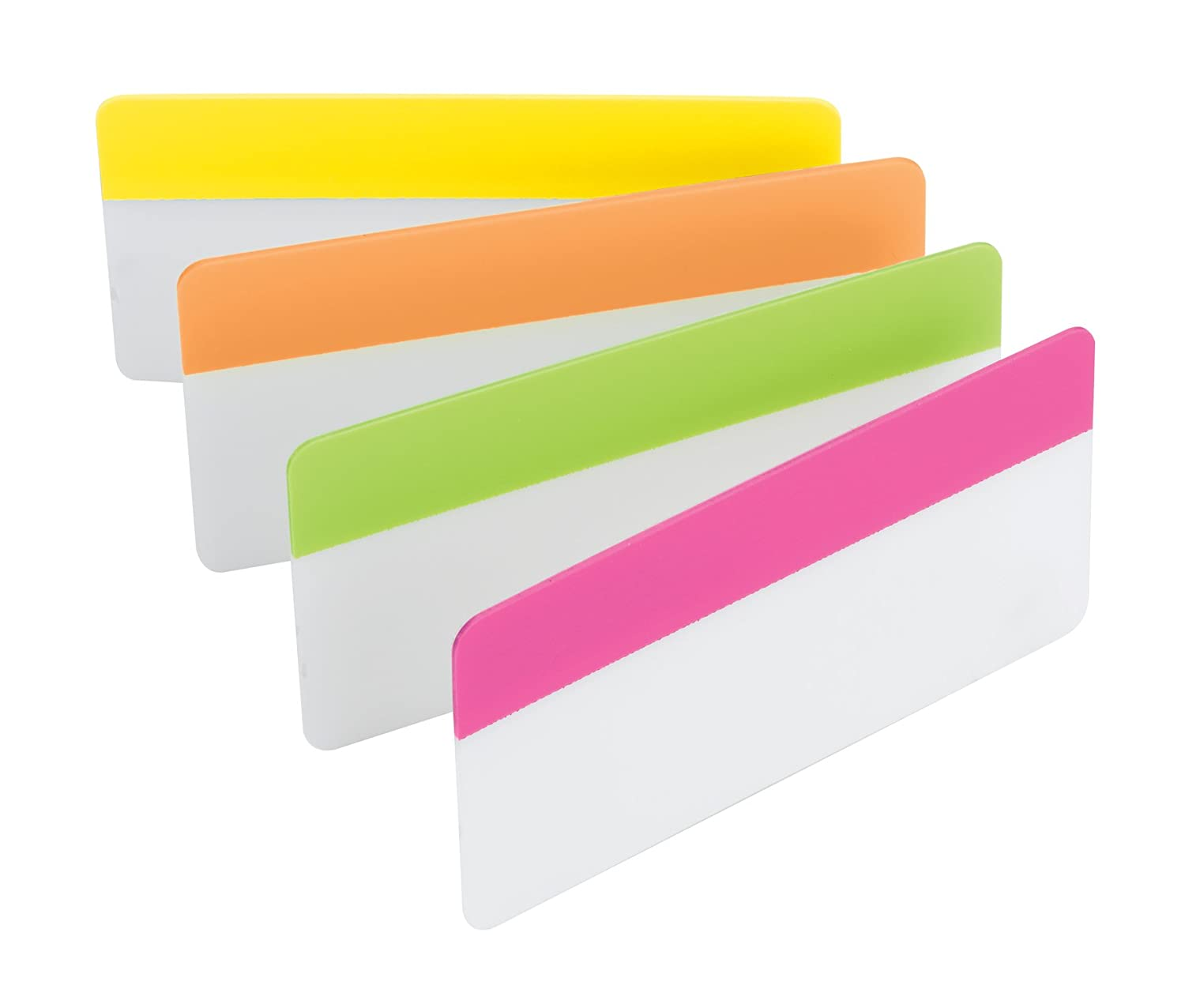 Post-it Reiter 7,6 cm fest 24 Tabs Assorted Primary