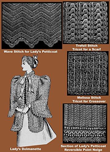 Amazoncom Weldons 2d 105 C1893 Practical Crochet