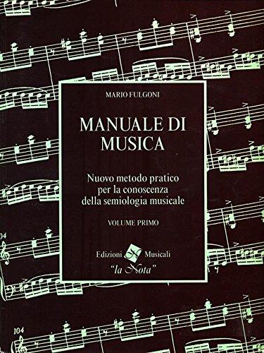 Manuale Di Teoria Musicale Pdf Download 24