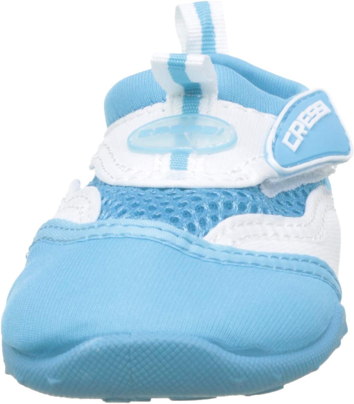 Cressi Coral Chaussures de Plage et Piscine Enfant