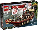 K&A Company Lego Ninjago Movie Destiny Bounty 70618 New Set Sealed Box Brand Minifigures Building 2295 Pieces