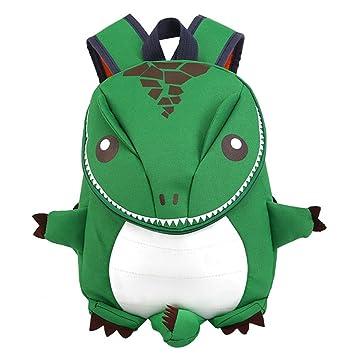 Mochila Niños Bolsa Escolares, Kindergarten Primaria 3D Dinosaurio Escuela Bolsa Dibujos Impresos Patrones ajustables para niñas: Amazon.es: Bricolaje y ...