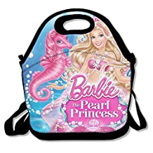 Udsids Barbie As The Island Princess Lunch Bag Lunch Box Tote Bag