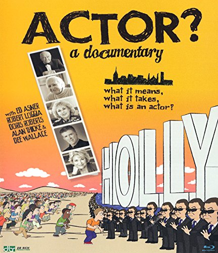 Actor? A Documentary [Blu-ray]