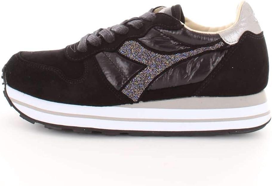 Diadora Sneaker Camaro H ITA W 201.173896 Black Taglia 36,5 Colore Nero