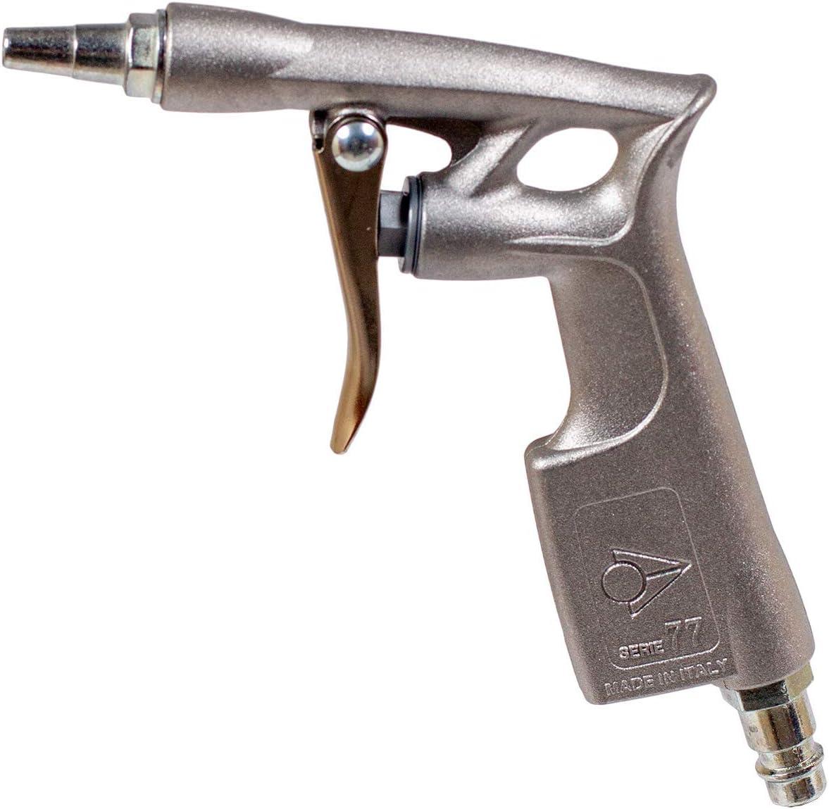 Gentilin 771100 Pistola de soplado, acero