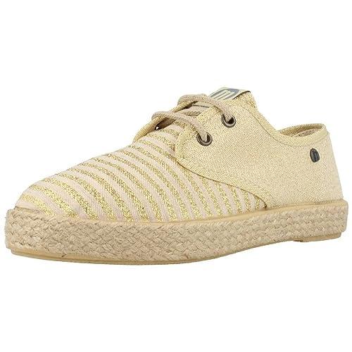 Mustang MUSTA 69762 C23041 Oro para Mujer Talla: 41: Amazon.es: Zapatos y complementos