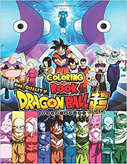 Amazon Com Dragon Ball Super Coloring Book More Than 60 Resampled Coloring Pages For Kids And Adults Enjoy Coloring Them As You Want 9798678572202 Bakin John Viole Emma Books