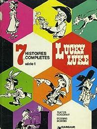 Lucky Luke 7 Histoires Complètes (Bandes Dessinées) par René Goscinny