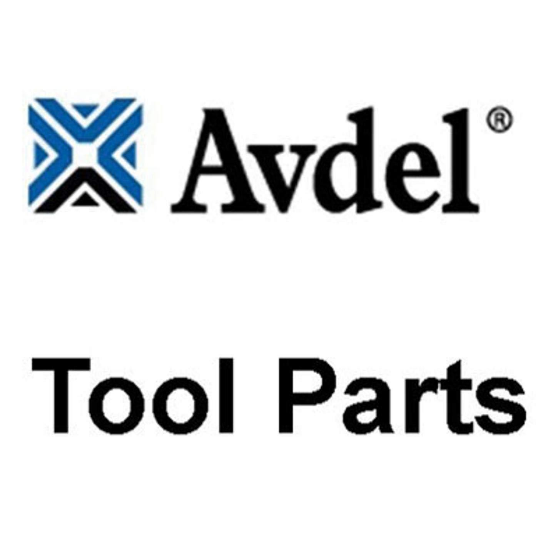 Avdel Tool Part KTRW-05 Neoprene Seal Washer;5/32For Bulbtite and KTR Rivets (100 PK)