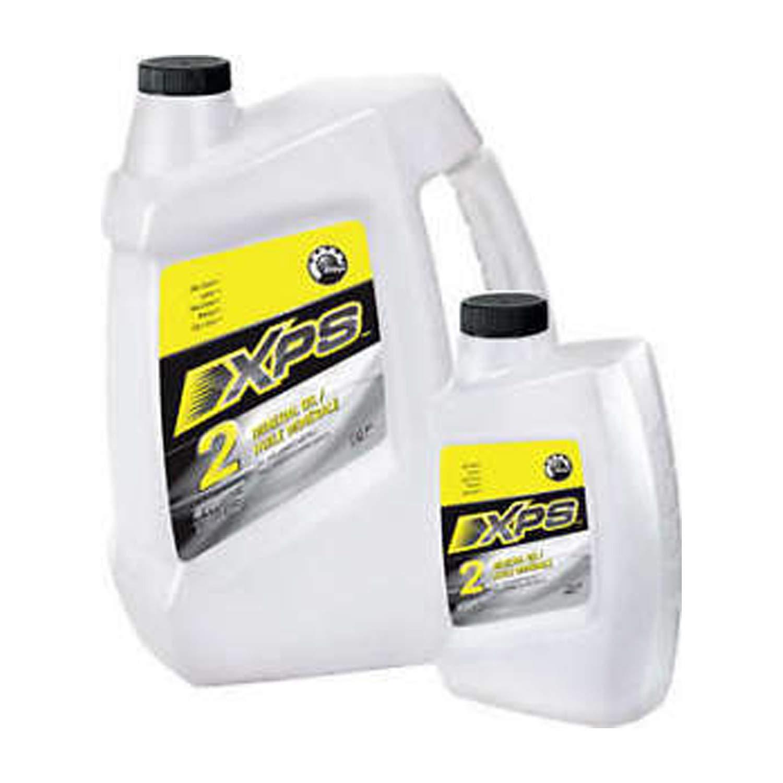 Sea-Doo XP-S 2 Stroke Mineral Oil -Case of 12 quarts