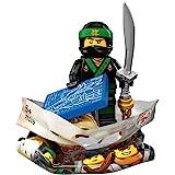 Lego The Ninjago Movie LLOYD Minifigure (#3/20) - Bagged 71019