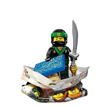 Lego The Ninjago Movie LLOYD Minifigure (#3/20) - Bagged 71019 ...