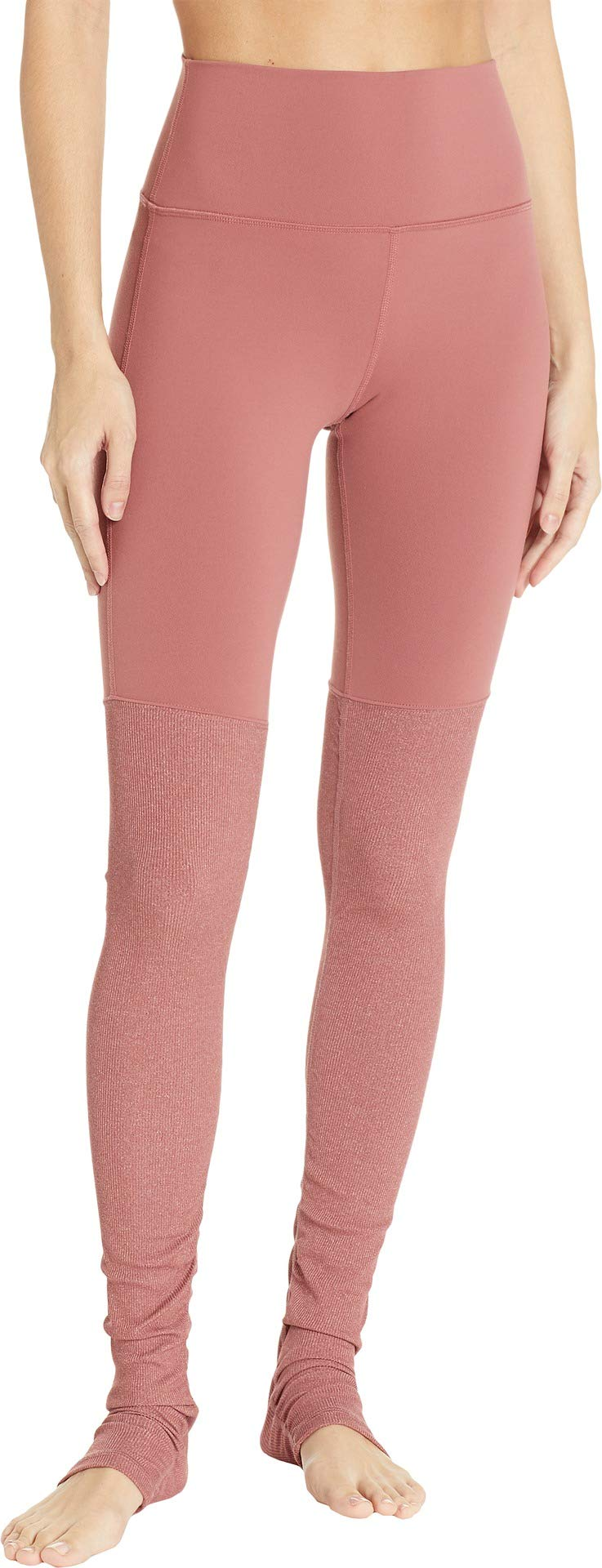 ALO Women's High Waisted Goddess Leggings Rosewood Small 33 by ALO Sport (Image #1)