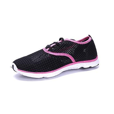 Womens Water Sneakers Shoes - Ladies Waterproof Watershoes Beach Pool Exercise Yoga | Water Shoes