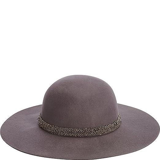 Adora Hats Wool Felt Floppy Hat (Grey) at Amazon Women s Clothing store  5d16c1edc4e0