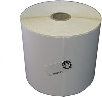per Zebra Toshiba Citizen Sato Honeywell Intermec Datamax CAB Eltron Godex Orion Wasp etichettatrici Printing Saver 100 x 50 mm 3 Compatibili Rotoli Etichette Termica Diretta 1000 Etichette//Rotolo