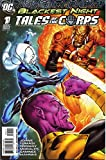 #9: Blackest Night: Tales of the Corps #1 VF/NM ; DC comic book
