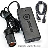 T-Power Ac dc adapter for 12V 5Amp Converter for P20 Koolatron 18 Quart Compact 12 volt Cooler / Koolatron D25 cooler/warmer Replacement Switching Power Supply Cord Charger