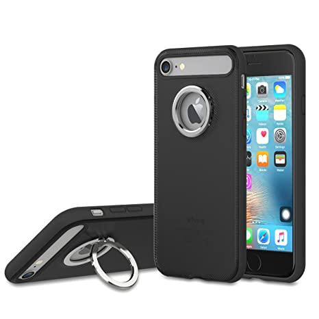 custodia iphone 8 360 gradi metallo