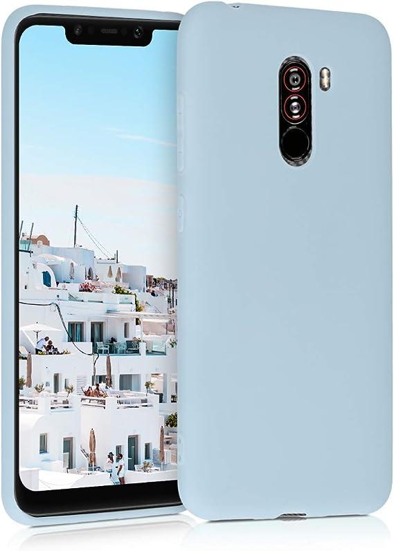 kwmobile Funda Compatible con Xiaomi Pocophone F1: Amazon.es ...